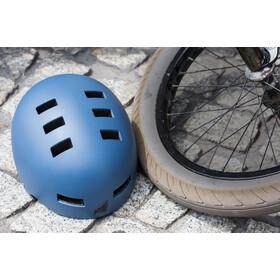 bluegrass Super Bold Dirt-Helmet petrol blue